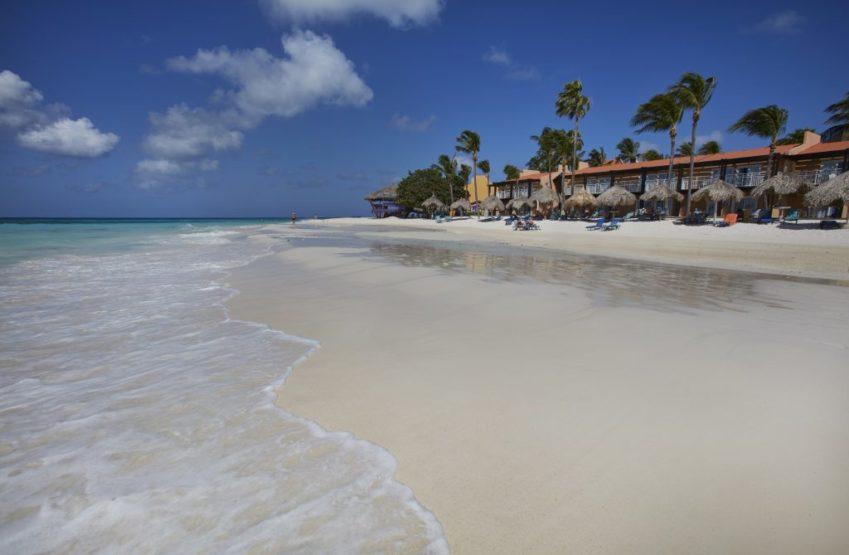 Strand van Tamarijn Aruba©Tamarijn Aruba All Inclusive