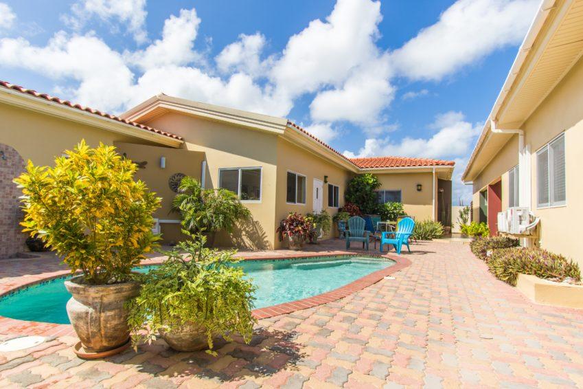 appartement Aruba